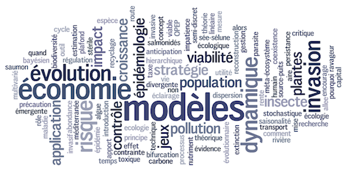 M3D word cloud